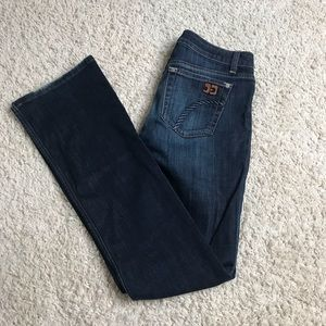 Joe's Jeans Honey Fit bootcut Ryder wash